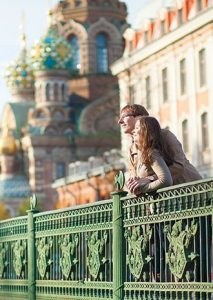 Exceptional Experiences: Russia