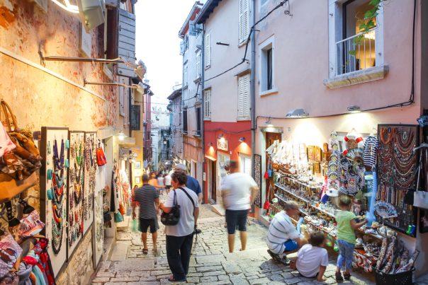 Croatia's Coast. Split city. By Michael Webb Originally appeared in Virtuoso Life
