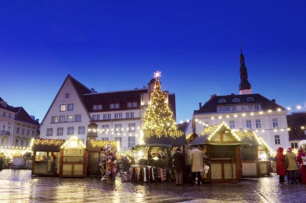 The Christmas Holidays in Estonia