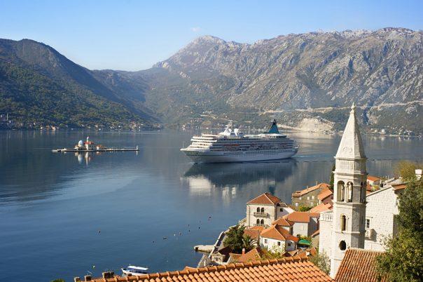 The Balkans. Perast, Montenegro
