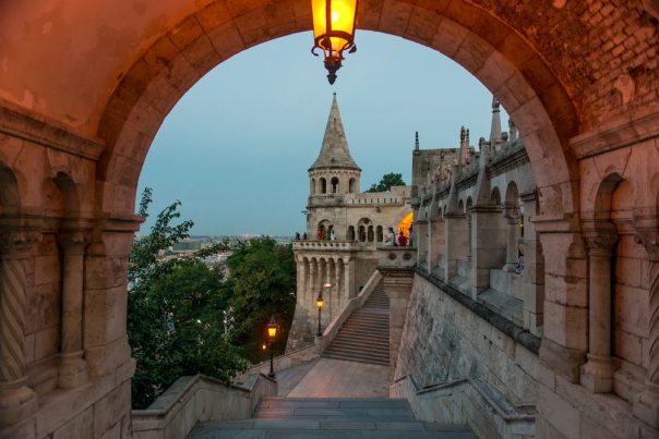 10 Budapest Pictures that will make you Want to Pack your Bags. BUDAPESHT, HUNGARY- JULY 07: Famous gothic Fisherman's Bastion in Budapest, a tourist attraction in the evening on july 07, 2015 in Hungary