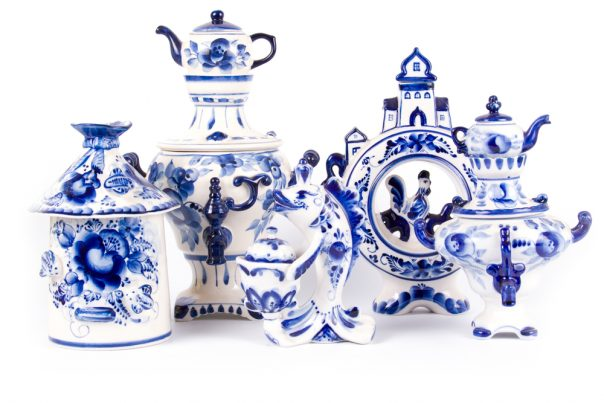 Gzhel Style Porcelain – A Famous Russian Craft