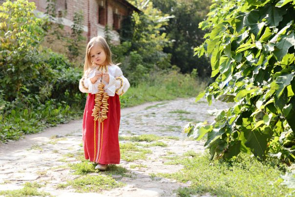 Russian Traditional Clothes. Russian national clothes