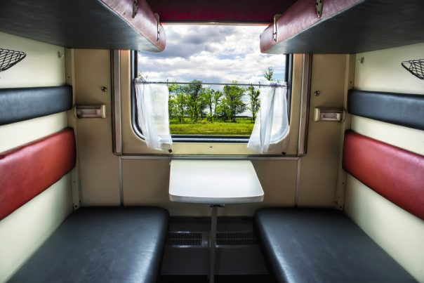 Best Ways to Explore Russia. Russian train trip