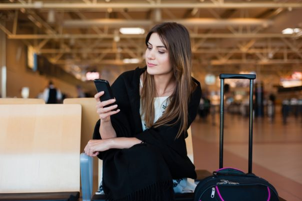 How to Optimize Waiting Time before Flights