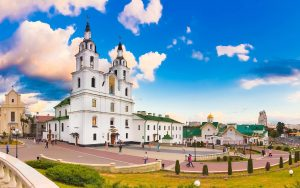 Explore Belarus at Own Pace Tour. Minsk City Tour