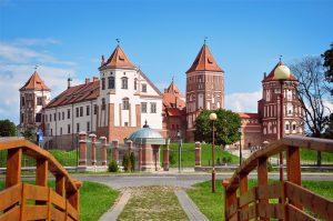 Mysteries of Minsk, Prague and Dresden Tour. Mir Castle, Belarus
