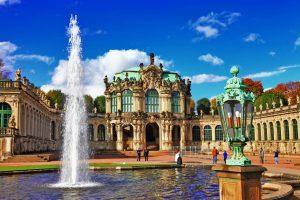 Mysteries of Minsk, Prague and Dresden Tour. Dresden Zwinger Museum Complex