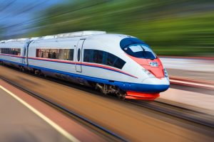 Glorious Russian Capitals: Moscow and St. Petersburg. Sapsan High Speed Train