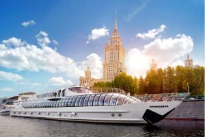 Glorious Russian Capitals: Moscow and St. Petersburg. Radisson Ice-Breaker